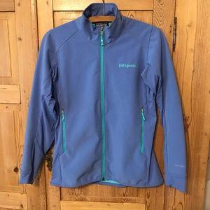 Patagonia daze hybrid jacket softshell polartec